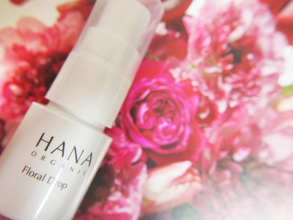 HANAオーガニック 化粧水 フローラルドロップ