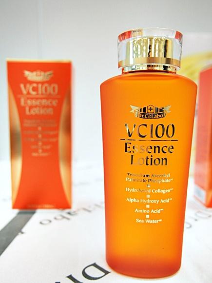 ドクターシーラボ 化粧水 VC100エッセンスローション 口コミ 効果 (1)