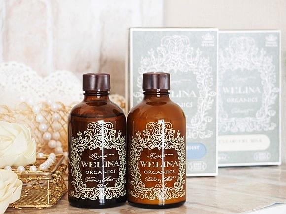 ウェリナ オーガニックコスメ 化粧水 乳液 口コミ 効果(8)